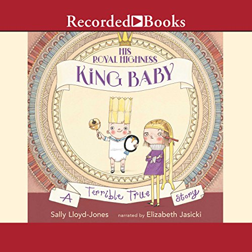 His Royal Highness, King Baby audiobook cover art