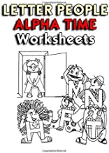 Letter People - Alpha Time Curriculum Worksheets