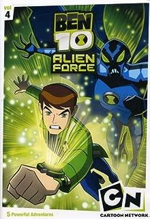 CN: Classic Ben 10:Alien Force: V4 (DVD)