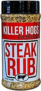 Killer Hogs BBQ Steak Rub