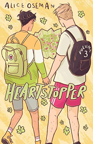 Heartstopper Volume Three (English Edition) eBook: Oseman, Alice ...