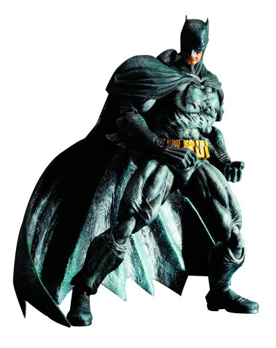 Koch Media Batman Arkham City - Figura Play Arts Kai Batman: The Dark Night Returns Skin