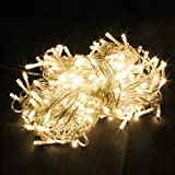 A & Y - Brand Still LED String Light for Diwali Christmas Home Decoration, 10meter 35 Foot (Yellow)