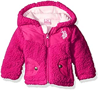 U.S. Polo Assn. Girls' Fashion Outerwear Jacket, More Styles (Sizes Baby-Big)