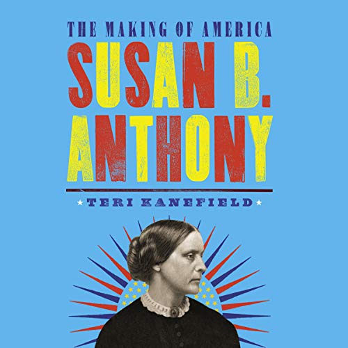 Couverture de Susan B. Anthony
