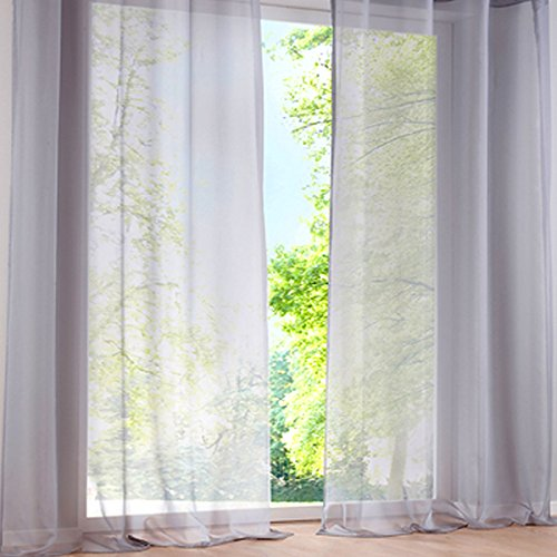 cortinas trabillas verde