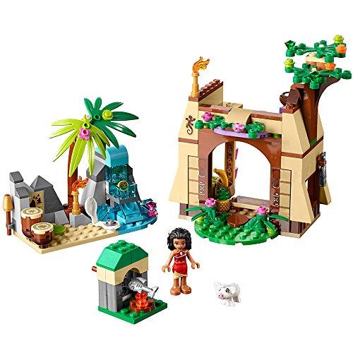 LEGO l Disney Moana Moana's Island...