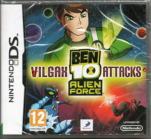 Ben 10 Alien Force: Vilgax Attacks (Nintendo DS) [Import UK]
