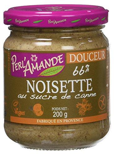 Perl'Amande Douceur Noisette Bio 200 g - Lot de 3