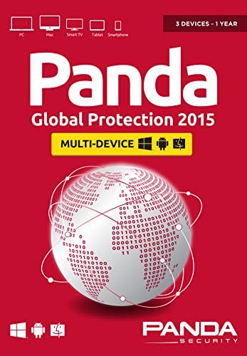 Panda Security Global Protection 2015 3 Devices Old Version product image