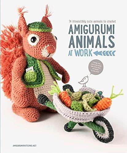 The best book of the month Zoomigurumi 7: 15 Cute Amigurumi ... | 500x413