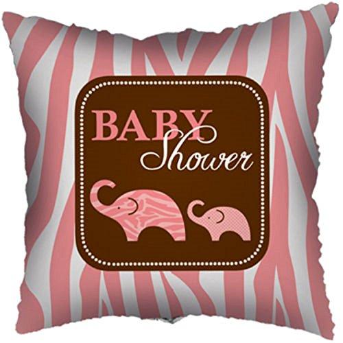 Rose Baby Shower Ballon en aluminium – 45,7 cm