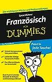 Sprachführer Französisch für Dummies Das Pocketbuch - Dodi-Katrin Schmidt