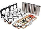 Sparex, S.57908 Engine Overhaul Kit, Db For David Brown 1200 Series 900 Series 1200, 1210, 1212995, 996
