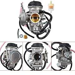 Carburetor for Suzuki LTZ400 Quadsport Z400 ATV Quad Carb 2003-2007 Compatible: Fits Suzuki Models: 2003-2007 LTZ 400