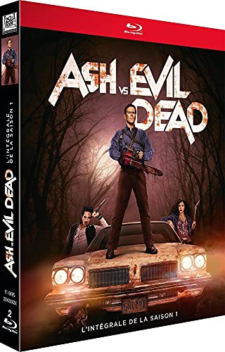 Ash vs Evil Dead - L'intégrale de la saison 1 [Francia] [Blu-ray]