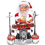 Fanville Electric Santa Claus Doll - Juguete musical para niños