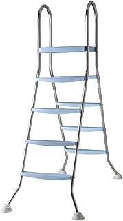 Gre AR11680 - Escalera para Piscina Elevada- 142 cm