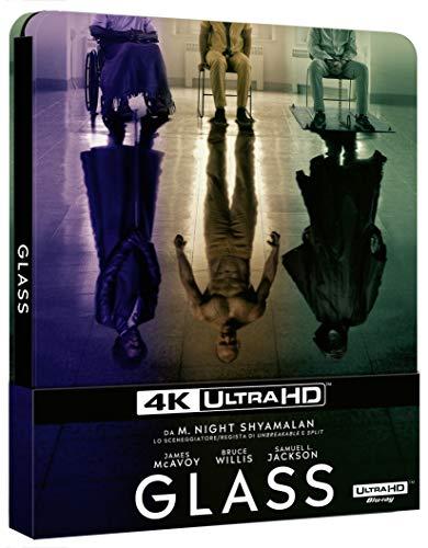 Blu-Ray - Glass (Steelbook) (Blu-Ray 4K Ultra HD+Blu-Ray) (1 BLU-RAY)