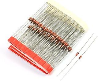 1W 15V cavo assiale DIP diodi Zener di tensione 40Pcs
