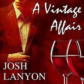 A Vintage Affair audiobook cover art