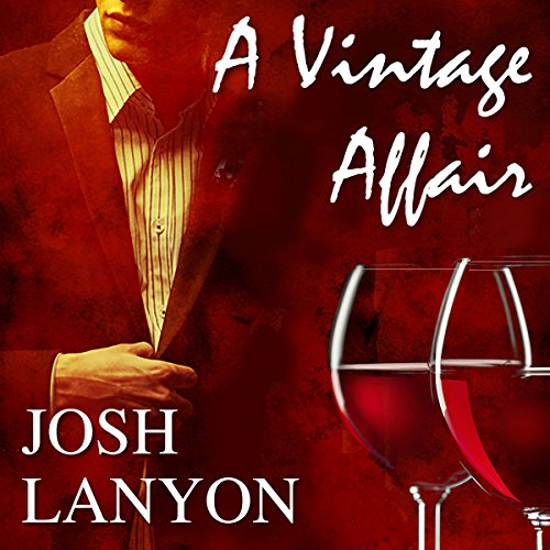 A Vintage Affair audiobook cover art