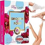 SMOOTH MY FOOT Premium Fußmaske zur Entfernung von Hornhaut für samtweiche Füße nach nur einer Anwendung