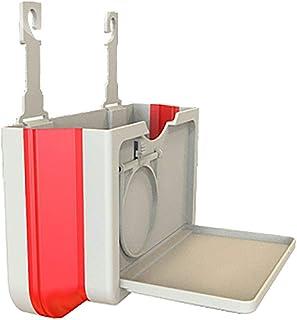 LYF Boîte de Rangement Pliante Poubelle, Porte-gobelet de Voiture Porte-gobelet décoratif Accessoires décoratifs créatifs
