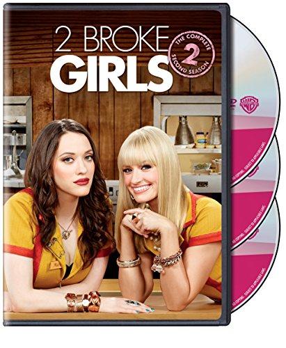 2 Broke Girls: Complete Second Season [DVD] [Region 1] [US Import] [NTSC] [Edizione: USA]