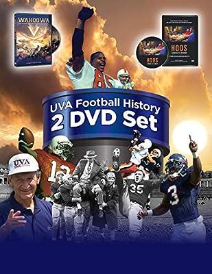 UVa Football History 2-DVD Set