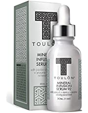 Skin Firming Serum For Face, Neck & Decollete With All Natural Anti-Aging Minerals & Antioxidants Like Vitamin E. Reduce Wrinkles & Tighten & Firm Skin. Great Gift