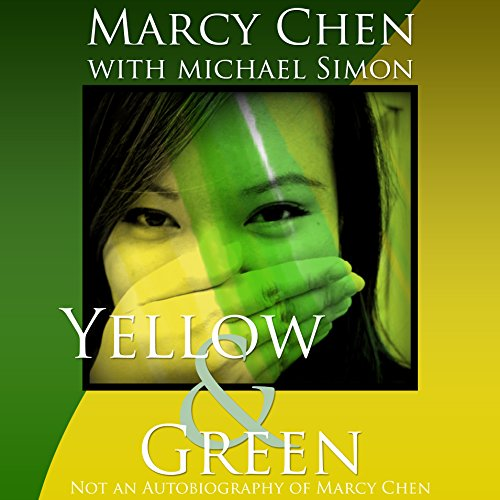 Yellow & Green audiobook cover art