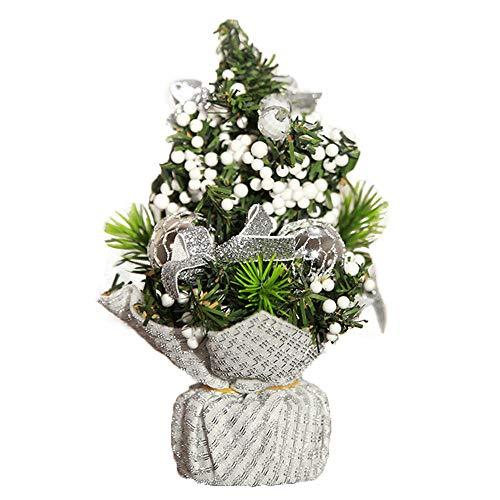Merry Christmas TreeWawer Artificial Flowers Christmas...