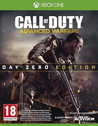 activision call of duty: advanced warfare day zero edition, xbox one [edizion...
