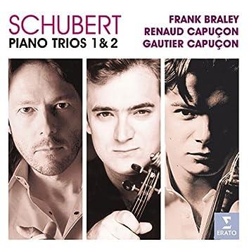 Schubert: Piano Trios Nos 1, 2 & Notturno
