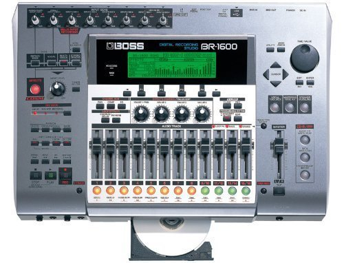 Boss 1600CD Digital Recorder