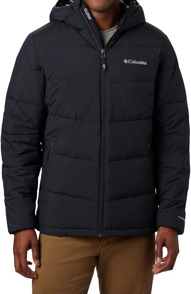 Columbia Men's Lone Fir 650 TurboDown Hooded Jacket