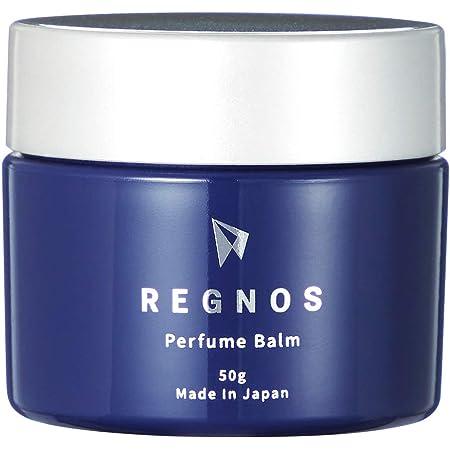 練り香水 REGNOS(レグノス) 練り香水 メンズ 50g ホワイトムスクの香り 香水 香水クリーム フレグランスクリーム オードトワレ