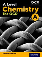 A Level Chemistry for OCR A Student Book (Ocr a Level