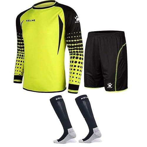3aa3e87c14a Goalkeeper Shirt Uniform Bundle - Includes Jersey