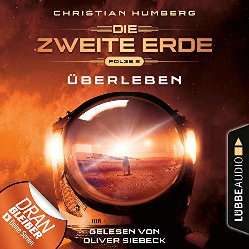 Überleben - Mission Genesis audiobook cover art