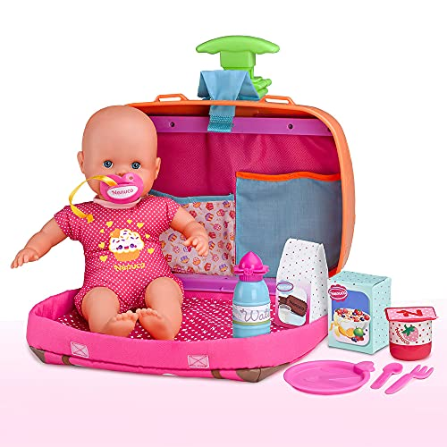 little mommy pequena chef mattel fabricante Nenuco