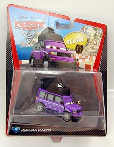 Mattel Disney Pixar CARS2 DEXULE#11 Kimura KAIZO Voiture Mini