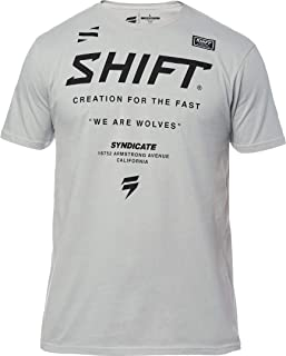 Shift 2019 Muse T-Shirt (X-Large) (Steel Grey)