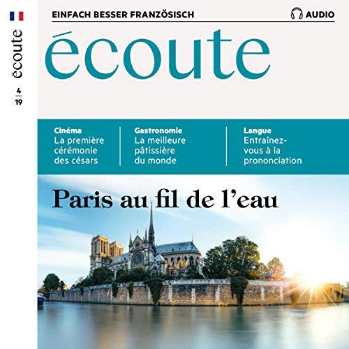 Écoute Audio - Paris au fil de l'eau. 4/2019 cover art