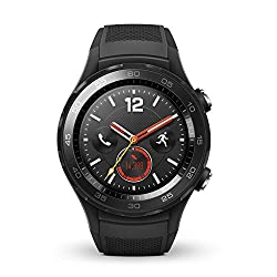 Huwawei 4 G watch with fitness track and Android OS