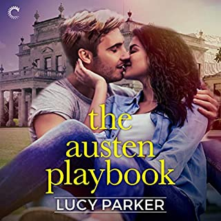 The Austen Playbook cover art