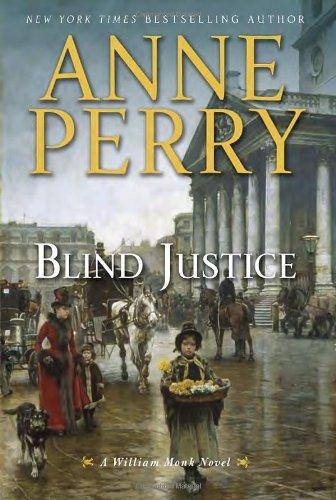 Image of Blind Justice: A William Monk Novel