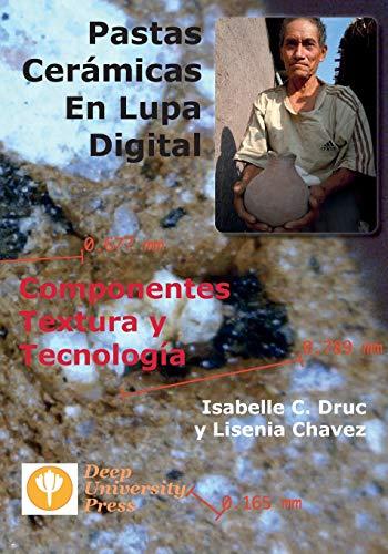 Pastas Ceramicas En Lupa Digital: Componentes, Textura y Tecnologia
