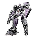 MU Transformers Megatron IDW Versión 3D Kits de Metal DIY Ensamble Puzzle Corte Láser Jigsaw Toy YM-L081